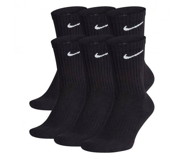 Nike Everyday Cushion Crew 6-pack - Спортивные Носки