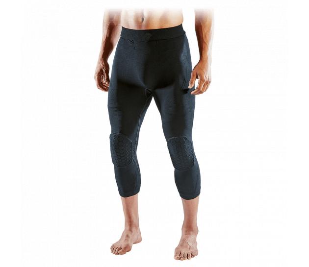 McDavid Elite Hex® 2-Pad 3/4 Tight - Компрессионные штаны с защитой