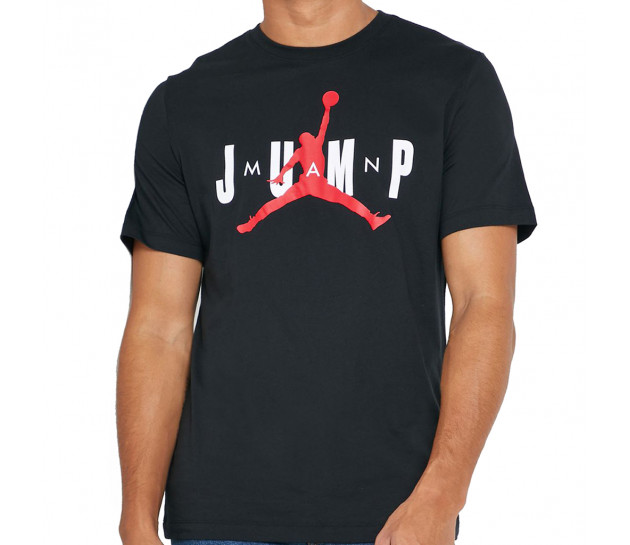 Air Jordan CTN SS Jump Crew - Мужская Футболка