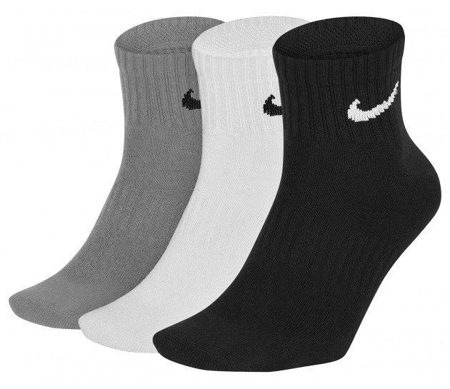 Nike Everyday Lightweight Ankle 3PPK - Спортивные Носки