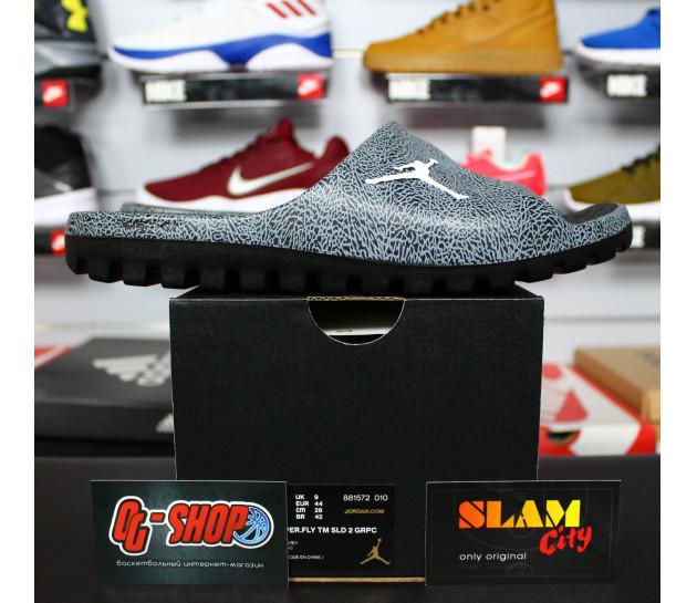 Air Jordan Super.Fly Team Slide 2 - Мужские Тапочки