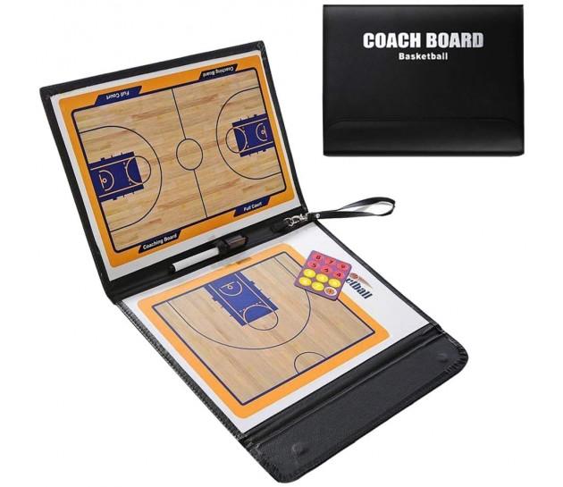 Firelong Basketball Coaching Board - Баскетбольная Тренерская Доска