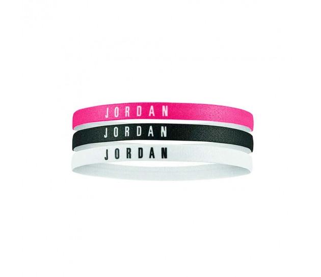 Air Jordan Hairbands 3 Pack - Повязка Для Волос