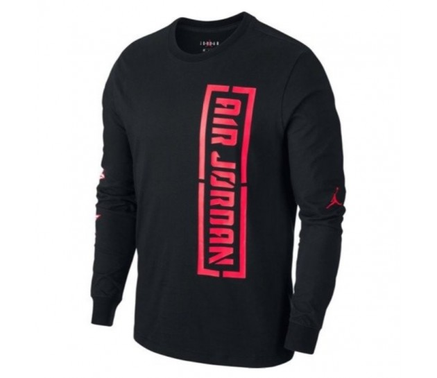 Air Jordan City Of Flight Long-Sleeve T-Shirt - Мужская Кофта