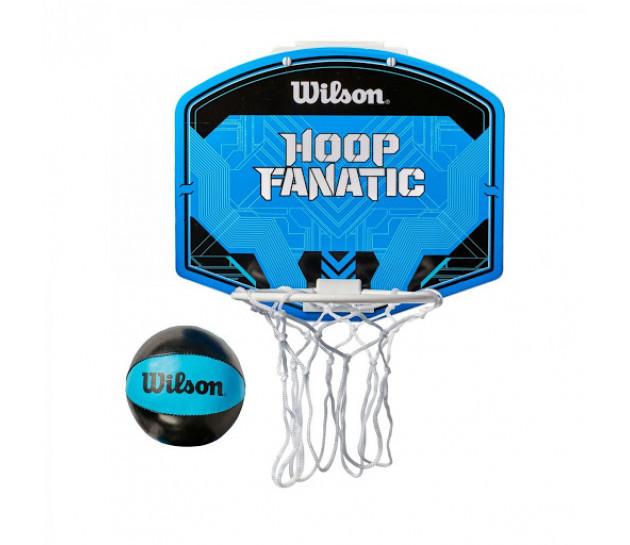 Wilson Hoop Fanatic Mini - Навесное Баскетбольное Мини-Кольцо