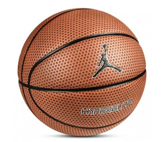 Air Jordan Hyper Elite 8-Panel - Баскетбольный Мяч.